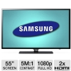 "Alternate view 3 for Samsung UN55EH6000 55"" 1080p CMR 240 LED HDTV"